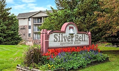 Community Signage, Silver Bell Apartments, 2