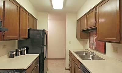 Kitchen, Westside Village, 0
