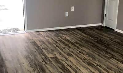 Living Room, 1445 Detroit St, 1
