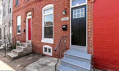 Building, 2331 E Fayette St, 0