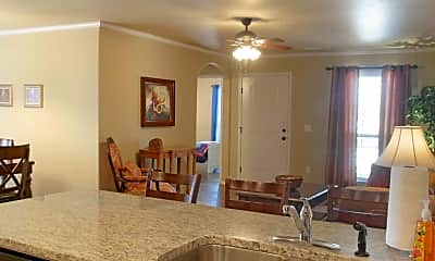 Kitchen, The Townhomes On Mirror, 1