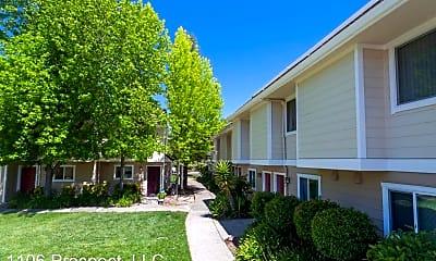Building, 1106 Prospect Ave, 1