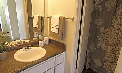 Bathroom, Greentree Place, 2