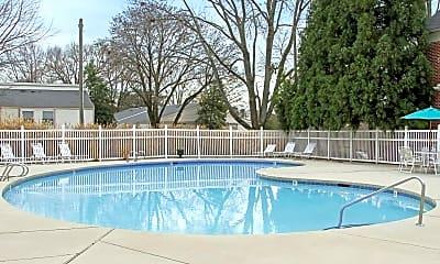 Pool, The Morehead, 1