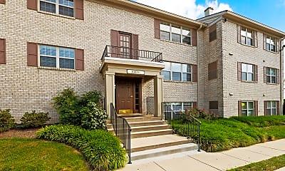 Building, Stevens Walk Apartments, 2