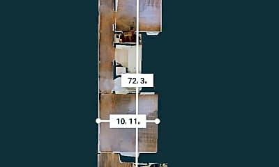 Building, 2667 McAllister St, 1