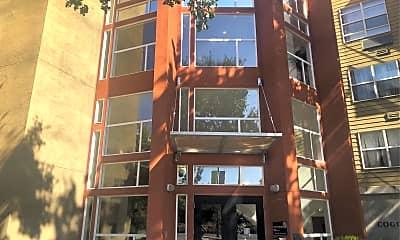 Coggins Square Apartments, 1