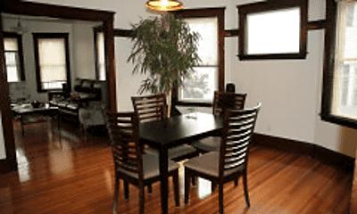 Dining Room, 54 Hobson St, 0