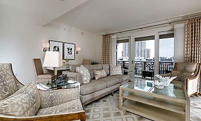 Living Room, 801 Key Hwy T-57, 1