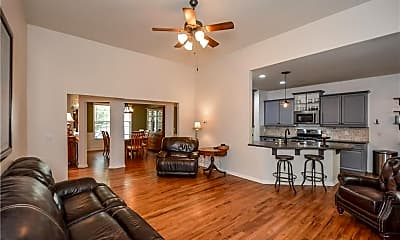 Living Room, 6221 Windflower Drive, 2