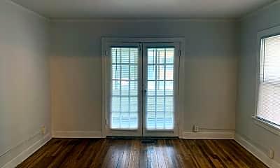 Living Room, 107 W 51st St, 2