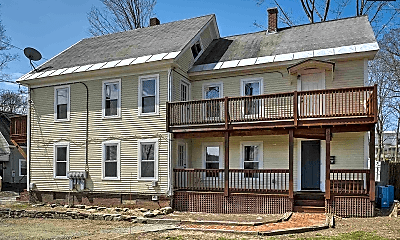 Building, 153 Spruce St, 1