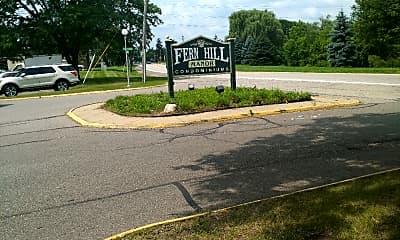 Fern Hill Village, 1