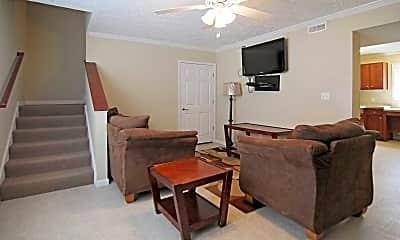 Living Room, Cross Roads Corporate Housing, 1