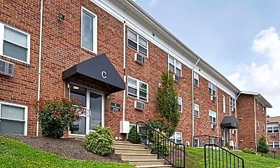 Building, Rock Hill Court Apartments, 1