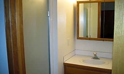Bathroom, 555 C St, 2
