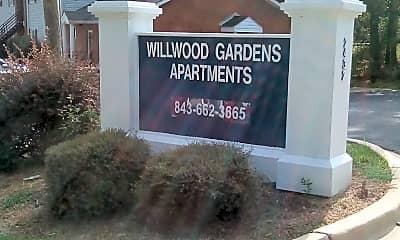Willwood Gardens, 1