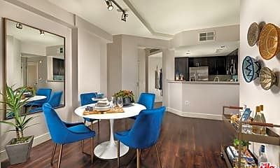 Dining Room, 10833 Wilshire Blvd 404, 1