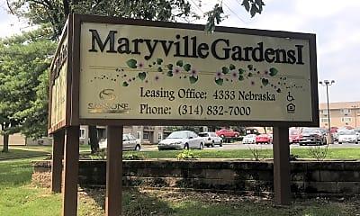 Maryville Garden Apartments, 1