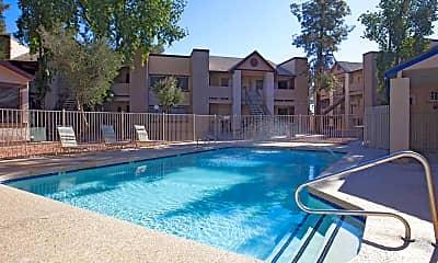Pool, Brook Creek, 0