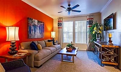 Living Room, Villas At San Dorado, 1