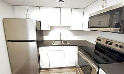 Kitchen, 20 Thomas St, 1