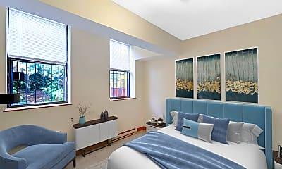 Bedroom, 109 Queensberry Street, Unit C,, 0