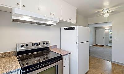 Kitchen, Marymount Place Apartments, 1