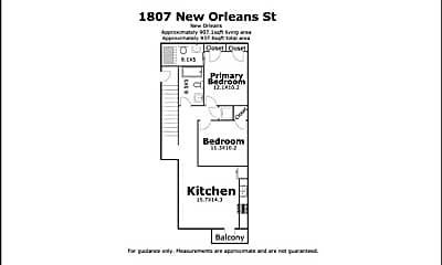 1807 New Orleans St, 2