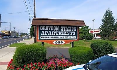 Croydon Station Apartments, 1