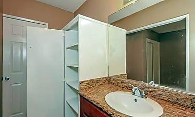 Bathroom, Riverside Villas Apartments, 0