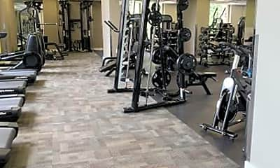 Fitness Weight Room, 1001 Gorge Rd, 2