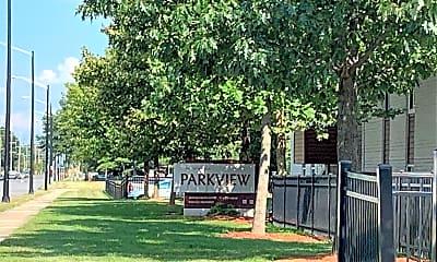 Parkview Terrace Apartments, 1