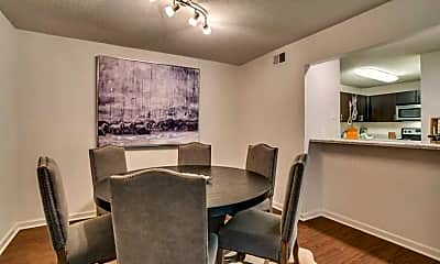 Dining Room, Retreat at Mountain Brook, 1