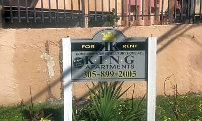 King Apartments, 1