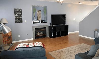 Living Room, 6107 Federalist Dr, 1