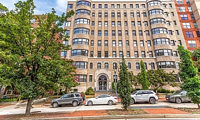 Building, 2515 K St NW 508, 2