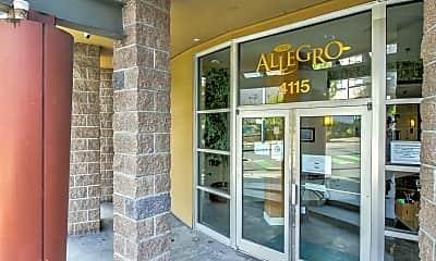 Leasing Office, Allegro, 2