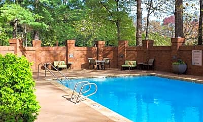 Pool, Atler at Brookhaven, 0