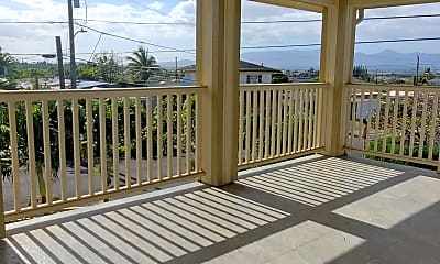 Patio / Deck, 1531 Epukane St, 1