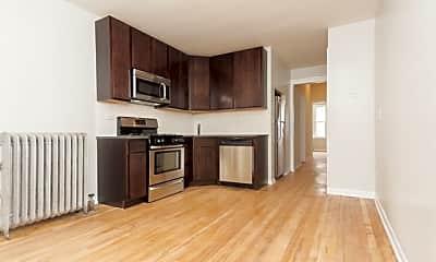 Kitchen, 857 N Hoyne Ave 3, 1