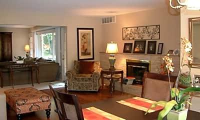 Living Room, 2104 Walter Rd, 1