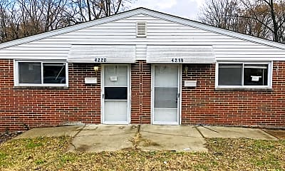 Building, 4218 Beachwood Ave, 0