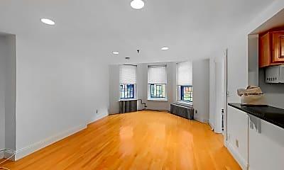 Living Room, 379 Commonwealth Avenue, Unit 1, 1
