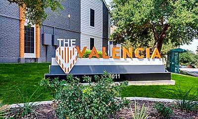 Community Signage, The Valencia on Four 10, 0