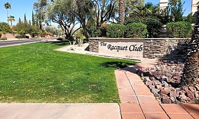 Community Signage, 9708 E Via Linda, 1