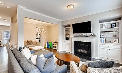 Living Room, 2477 Georgetown Ave, 1