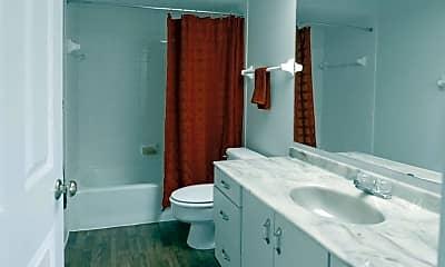 Bathroom, McNaughten Woods, 2