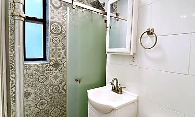 Bathroom, 545 Edgecombe Ave 1-H, 1