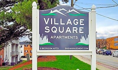 Community Signage, 6218 Cheviot Rd, 2